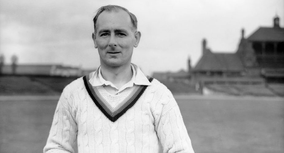 Hedley Verity: The Bowler With The Best Figures In First-Class Cricket History