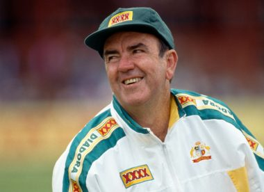 'S*** on batting': Ian Chappell's assessment of coach Bob Simpson