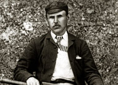 Arthur Shrewsbury: A remarkably sound batsman who met a tragic end – Almanack