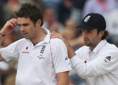 When Graham Onions' mum embarrassed him in front of James Anderson