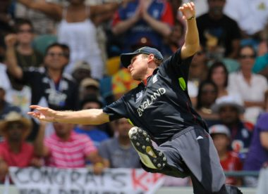 Why England owe their World T20 title to a dropped catch by Stuart Broad