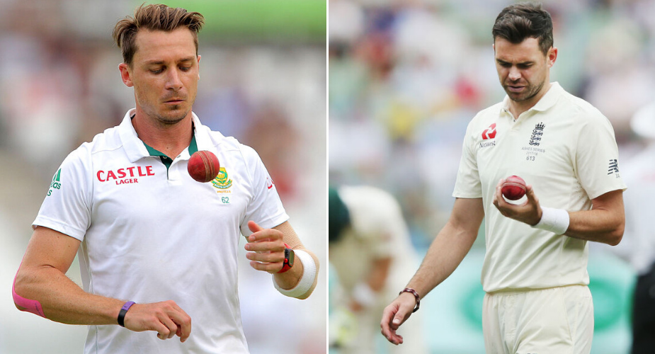 Steyn Says He Has 'No Skill' Compared To Anderson's Abilities | Wisden
