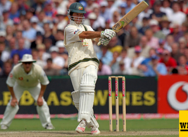 Wisden's Test innings of the 2000s, No.3: Ricky Ponting's 156