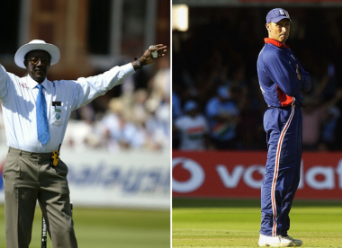 How Steve Bucknor's ball change turned the 2002 Natwest final