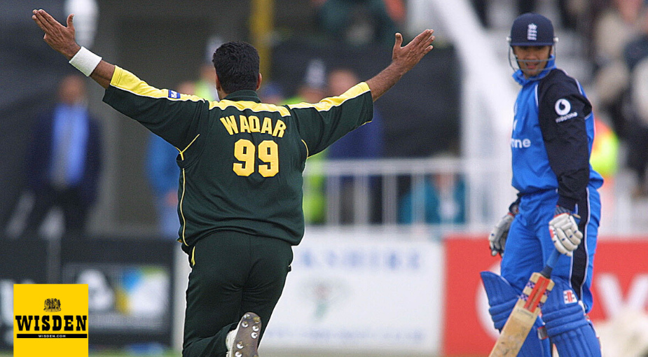 Waqar Younis' 7-36: Wisden's ODI Spell Of The 2000s, No.4