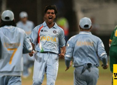 Wisden's T20 spell of the 2000s, No.2: RP Singh's 4-13