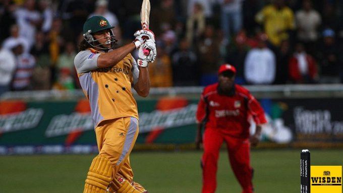 Wisden's T20 innings of the 2000s, No.5: Andrew Symonds' 117*