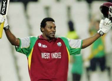 Wisden's T20 innings of the 2000s, No.4: Chris Gayle's 117