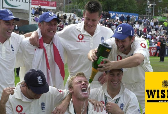 Wisden's England Test team of the 2000s