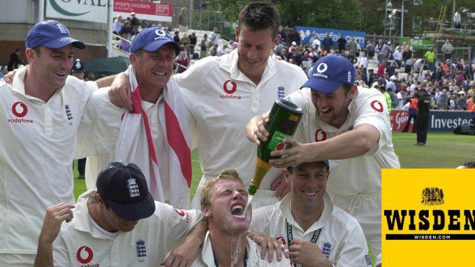 Wisden's England Test team of the 2000s