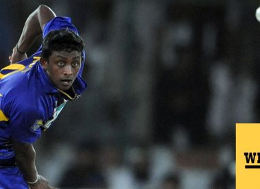 Wisden's ODI spell of the 2000s, No.2: Ajantha Mendis' 6-13